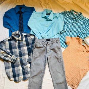 Boys 6 pc LOT size 6,6-7
